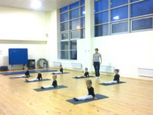 тренер художественной гимнастики