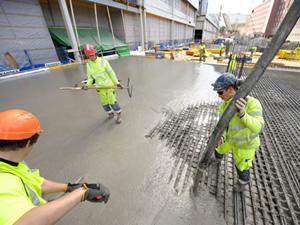 Работа бетонщиком в Латвии