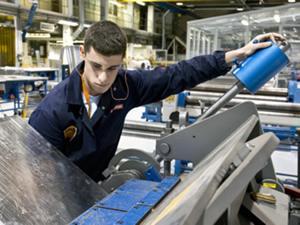 Вакансия слесаря-сборщика металлоконструкций в Латвии