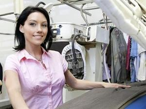 Работа в прачечной в Германии
