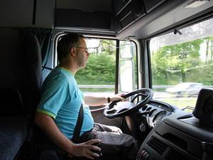 Вакансія водія-далекобійника для перевезення вантажів по Європі