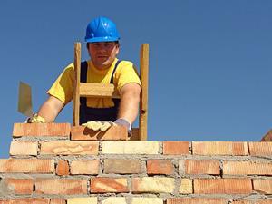 Работа каменщиком в Германии