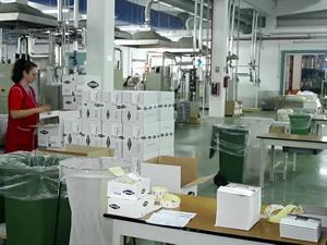 Вакансия для упаковщика деталей на автозавод в Германии