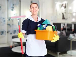 Робота прибиральницею в спа-готелі (Литва)