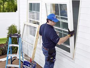 Работа для плотника по монтаже окон и дверей в Швеции