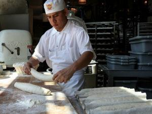 Работа пекаря в Эстонии