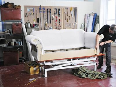 Вакансия для разнорабочего на мебельную фабрику в Эстонию