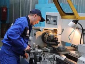 Работа токаря на завод в Литву