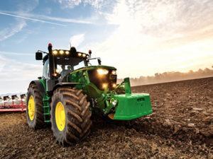 Робота тракториста в Литві