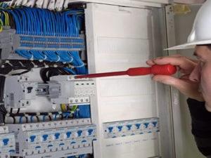 Работа электрика в Литве