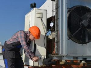 Работа по монтажу вентиляционных систем в Литве