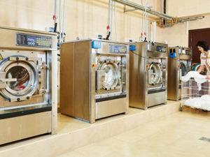 Вакансія працівника пральні в Швеції