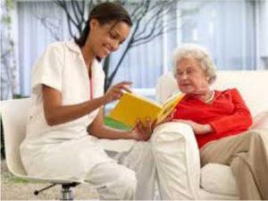 Работа сиделки присмотр за пожилыми людьми в Германии