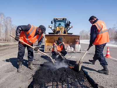 Вакансия для дорожного рабочего в Литве