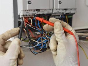 Вакансия электрика в Швеции