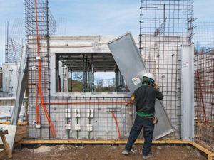 Работа монолитчика (бетонщика/арматурщика/опалубщика)