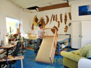 Робота обивщика мягкой мебелі в Естонії