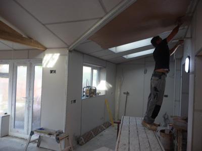 Вакансия для строителя внутренней отделки в Швеции