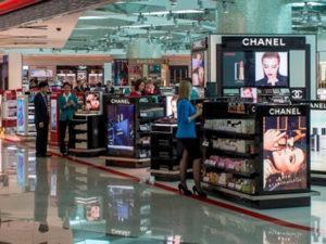 Продавца в парфюмерный магазин в Бахрейне