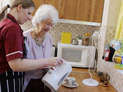 Вакансія для доглядальниці на дому в Німеччині