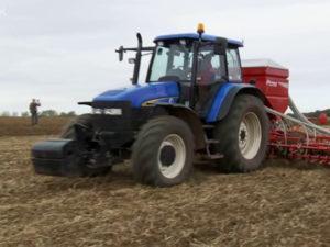 Работа тракториста в Латвии