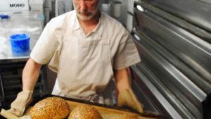 пекар в Європі