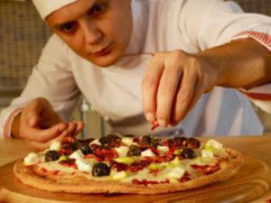 Повар-пиццайоло в Латвии