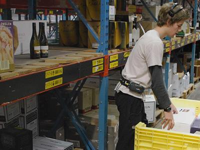 Работа кладовщика на склад бытовой химии в Польше