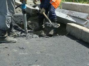 Разнорабочий на ремонт дорог в Литве