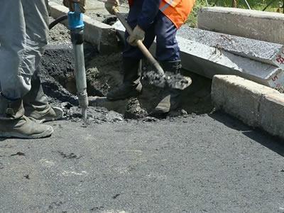 Работа для разнорабочего на ремонт дорог в Литве