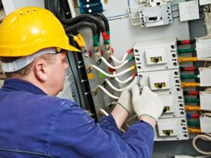Электрик в Германии