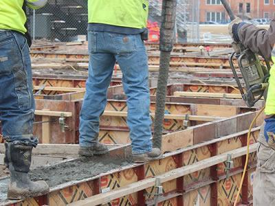 Вакансия для бетонщика на строительстве багатоэтажных домов в Эстонии