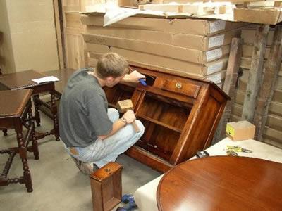 Вакансия для мебельщика в Финляндии