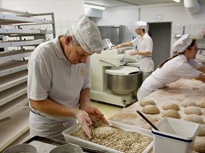 Вакансия для пекаря-кондитера в Латвии