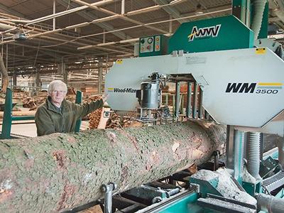 Вакансия для рамщика на деревообрабатывающее предприятие в Эстонии