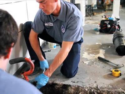 Робота для водопровідника в Швеції