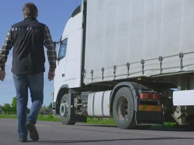 Вакансия для дальнобойщика в Дании