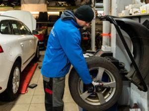 Работа для шыномонтажника легковых автомобилей в Латвии