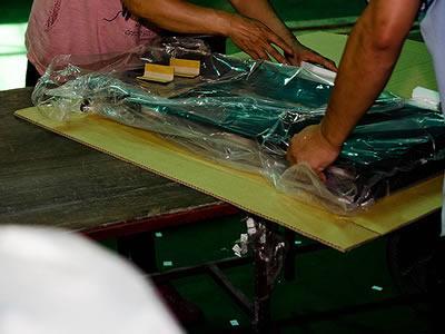 Вакансия для разнорабочего на упаковку пластмассовой тары в Литве