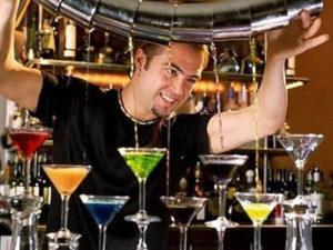 Работа для бармена в Литве
