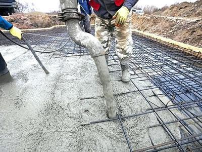 Вакансия для бетонщика-арматурщика в Германии
