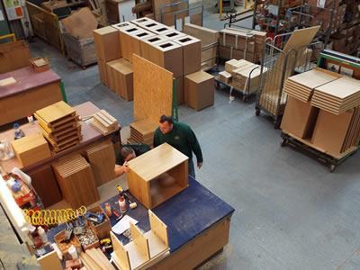 Вакансия для мебельщика в Швеции
