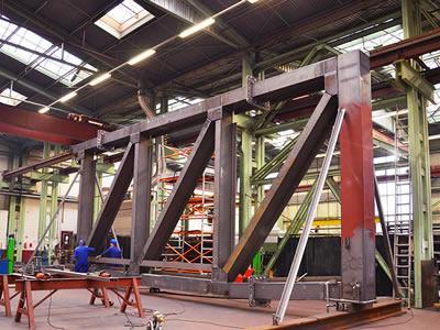 Вакансия для монтажника металлоконструкций в Чехии
