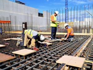 Работа для арматурщика-бетонщика на строительстве в Литве