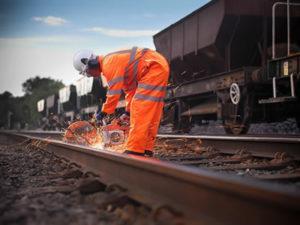 Робота на залізниці в Литві