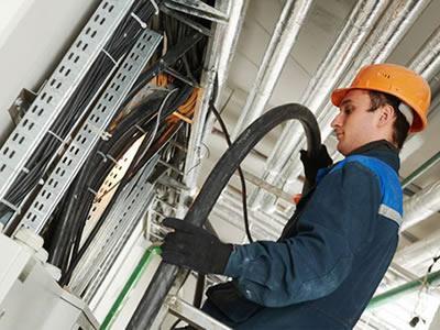 Вакансия для электромонтажника на промышленные объекты в Литве