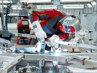 Вакансія для зварювальника сталевих елементів в Польщі
