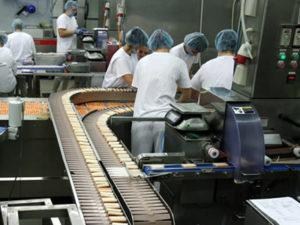 Работа для работника линии (конвейер) на производстве в Литве