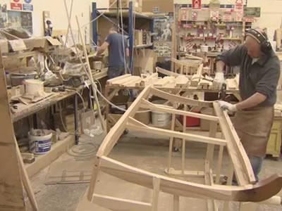 Вакансия для сборщика и обивщика мягкой мебели в Литве