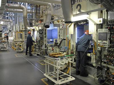 Вакансія для слюсаря по ремонту і наладки обладнання в Естонії